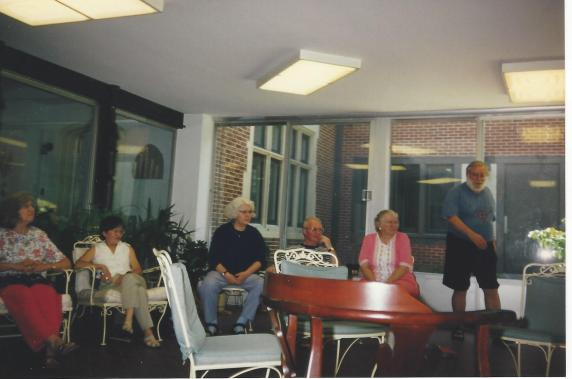 B Prendergast et al-Presenter Formation-Bethany Retreat Ctr-MKE-1997