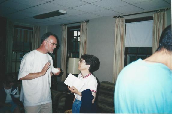 Tim G & Lynn H- Intensive&Post-St. Francis Retreat Ctr-June 2000
